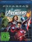 THE AVENGERS Blu-ray - Marvel Superhelden Hit Iron Man Hulk