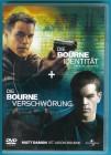 Die Bourne Identität & Die Bourne Verschwörung (2 DVDs) g. Z