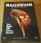 Halloween - Die Nacht des Grauens blu ray promo mediabook