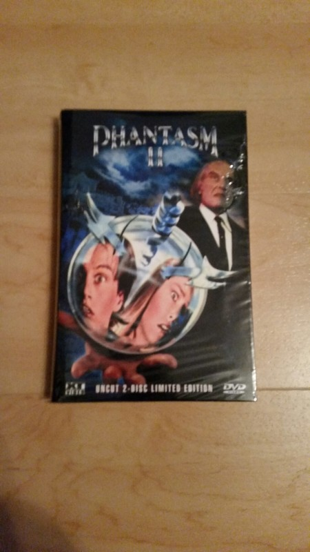 PHANTASM 2(DAS BÖSE)-XT Video Gr.Hartbox