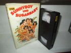 VHS - Sunnyboy und Sugarbaby - Gina Janssen - Erotik