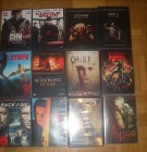 DVD Sammlung / 12 DVDs / Osombie  / Seed 2 / The Package u.a