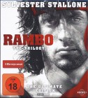 Rambo Trilogy - 3 Blu-ray uncut - The Ultimate Edition