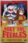 Meet the Feebles - DVD - Große Hartbox - Limited 111/350