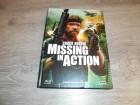 MISSING IN ACTION - NSM Mediabook - Blu Ray - B - Norris RAR