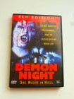 Demon Night - One Night in Hell  DVD  Horror Uncut