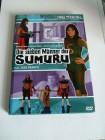 Rarität: Die sieben Männer der Sumuru (Trivial, kl. Buchbox)