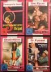 4 Erotik Klassiker im Set - 4 DVDs