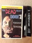 The Dead Next Door UNCUT------Screen Power (Top Zustand) VHS