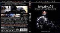 Rampage  Black Edition Blu Ray Uncut neuwertig deutsch