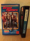 Street Fighters  (Vigilante)-------Marketing Film------VHS