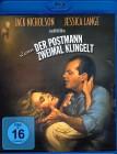 WENN DER POSTMANN ZWEIMAL KLINGELT Blu-ray - Jack Nicholson