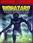 BIOHAZARD Blu-ray - klasse 80s SciFi Horror Trash