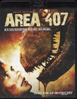 AREA 407 Blu-ray - harter Found Footage Monster Horror uncut