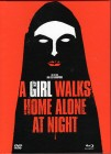 A GIRL WALKS HOME ALONE AT NIGHT Mediabook Blu-ray Limited
