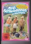 Drei Schwedinnen in Oberbayern  DVD