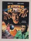 Die Rückkehr des Dr. Phibes - NSM Mediabook A