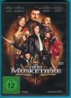 Die drei Musketiere DVD Til Schweiger, Orlando Bloom g. Zust