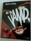 Vamp - Grace Jones (uncut) - kl BuchBox - DVD Lim250D
