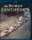 3 x The Human Centipede 2 - Full Sequence in Colour Blu-ray