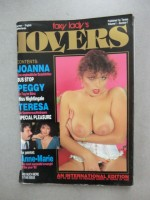 foxy lady ' s LOVERS Vol. 1 No. 1