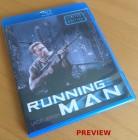 Running Man - Blu-Ray 3D Version Limited 99