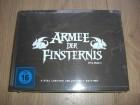 Armee der Finsternis 3-Disc COOLE HOLZBOX  EINZELSTÜCK