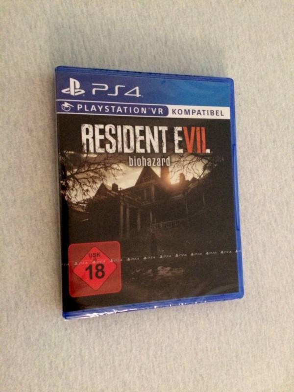 Resident Evil 7 biohazard / PS4 / Uncut