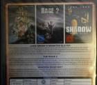 Phantastische Horror Film Box - mit RAGE 2 + Monster Slayer