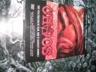 CHAOS ANOLIS DVD UNCUT SCHUBER EDITION OVP NEU