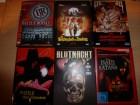 DVD - Raritäten (Blutnacht, Pieces, Haus des blutigen Satans