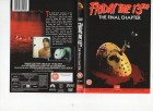 FRIDAY THE 13 TH - THE FINAL CHAPTER -DEUTSCH- Paramount DVD