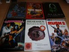 DVD - Raritäten (Frankenhooker MB, Rush II, Besessen...)