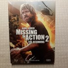 Missing in Action 2  (Blu-Ray+DVD) auf 222 lim. Mediabook