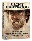 Clint Eastwood Western: Pale Rider, Texaner, Erbarmungslos