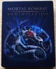 Mortal Kombat Annihilation - Blu Ray - Steelbook