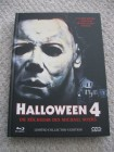 Halloween 4 - Mediabook - NSM - Korrigiert, aber DVD fehlt!