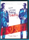 Kiss Kiss Bang Bang DVD Robert Downey Jr., Val Kilmer s g Z