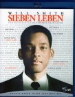 SIEBEN LEBEN Blu-ray - Will Smith Drama