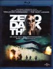 ZERO DARK THIRTY Blu-ray - super Kathryn Bifelow Thriller