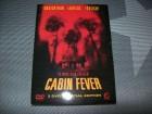 Cabin Fever - Digipak - no Hostel Tanz der Teufel Evil Dead