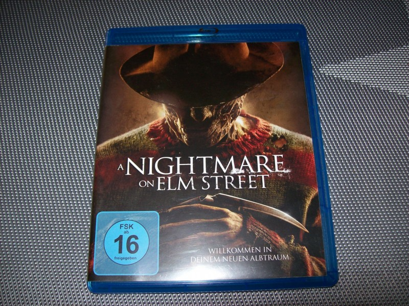 Nightmare on Elm Street Blu-Ray no Halloween Freitag der 13.
