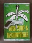 Ouzo, Stoff & Taschentücher - CMV - kl. Hartbox