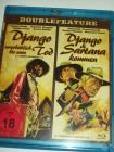 Django unerbittlich + Django & Sartana 2 Filme  Blu Ray