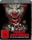 The Night Watchmen - Blu-ray Disc