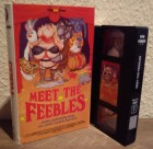 VHS - Meet the Feebles - VPS HB