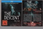 The Descent 1 + 2 - Blu Rays