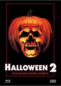 HALLOWEEN 2 (Blu-Ray) - Mediabook