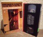 VHS - Stephen Kings Nightmare Collection - VCL Prägeschrift
