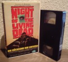 VHS - Night of the living Dead - HB
